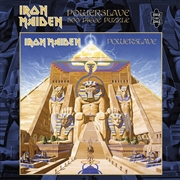 IRON MAIDEN - POWERSLAVE (JIGSAW PUZZLE)