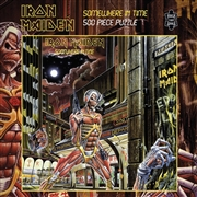 IRON MAIDEN - SOMEWHERE IN TIME (JIGSAW PUZZLE)