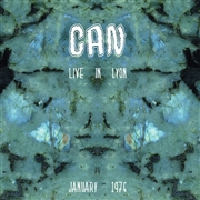 CAN - LIVE IN LYON, JANUARY 1976 (2LP)