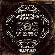 VARIOUS - GROOVEYARD RECORDS - BEST OF, VOL. 4
