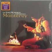 HENDRIX, JIMI -EXPERIENCE- - LIVE AT MONTEREY