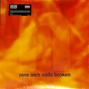 "NINE INCH NAILS - BROKEN (+7"")"