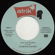 DACRES, EVERTON/STEROPHONICS - JAH JAH PEOPLE/JAH PEOPLE TIME