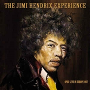 HENDRIX, JIMI -EXPERIENCE- - OPUS: LIVE IN EUROPE 1967, VOL. 1