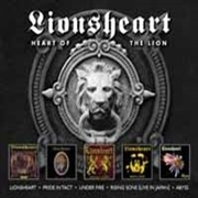 LIONSHEART - HEART OF THE LION (5CD)