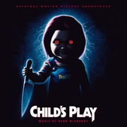 MCCREARY, BEAR - CHILD'S PLAY (2019) O.S.T. (2LP)