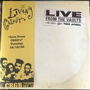 LIVING COLOUR - LIVE FROM CBGB'S (FROM THE VAULTS) (2LP)