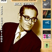 EVANS, BILL - TIMELESS CLASSIC ALBUMS: JAZZ CONCEPTIONS (5CD)
