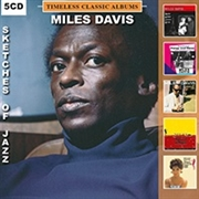 DAVIS, MILES - TIMELESS CLASSIC ALBUMS: SKETCHES OF JAZZ (5CD)