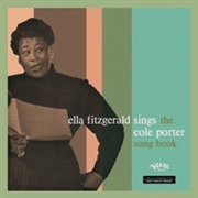 FITZGERALD, ELLA - SINGS THE COLE PORTER SONG BOOK (2LP)