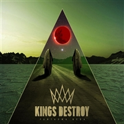 "KINGS DESTROY - FANTASMA NERA (+7""/COL)"