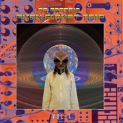 DR SPACE'S ALIEN PLANET TRIP - VOL. 1 (WHITE)