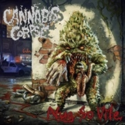 CANNABIS CORPSE - NUG SO VILE (BLACK)
