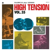 CALIBRO 35 - HIGH TENSION, VOL. 35 (BLACK)