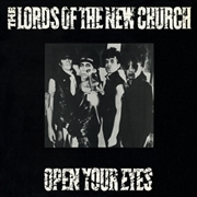 "LORDS OF THE NEW CHURCH - OPEN YOUR EYES (+7"")"