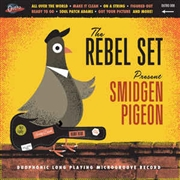 REBEL SET - SMIDGEN PIGEON