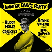 HOLLY, BUDDY/RITCHIE VALENS/THE BIG BOPPER - WINTER DANCE PARTY