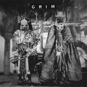 GRIM - FACTORY RITUAL (BLACK)