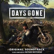 WHITEHEAD, NATHAN - DAYS GONE O.S.T. (2LP)