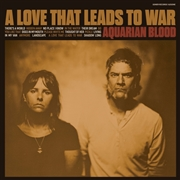 AQUARIAN BLOOD - A LOVE THAT LEADS TO WAR (BLACK)
