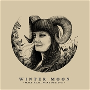 WINTER MOON - (BLACK) MAKE REAL MAKE BELIEVE