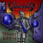 VOIVOD - TARGET EARTH (PD)