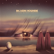 BIG SCENIC NOWHERE - (BLACK) VISION BEYOND HORIZON