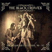 BLACK CROWES - BROADCAST COLLECTION '90-'93 (5CD)