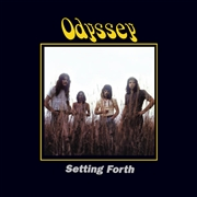 ODYSSEY (USA) - SETTING FORTH (BLACK)