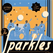 "SPARKLES - THE COMPLETE RECORDINGS (+7""/CD)"