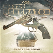 MONDO GENERATOR - SHOOTERS BIBLE (BLACK)
