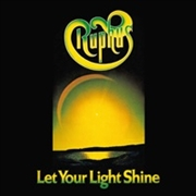 RUPHUS - (BLACK) LET YOUR LIGHT SHINE