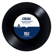 CRAC - YOU CAN'T TURN MY BACK ON ME/WOUND ROUND