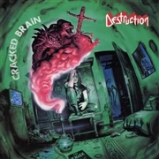 DESTRUCTION - CRACKED BRAIN (BLACK)