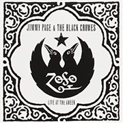 PAGE, JIMMY -& THE BLACK CROWES- - LIVE AT THE GREEK (3LP)