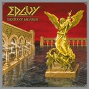 EDGUY - (YELLOW) THEATER OF SALVATION (2LP)