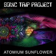 SONIC TRIP PROJECT - (BLUE/MINT) ATOMIUM SUNFLOWER (2LP)