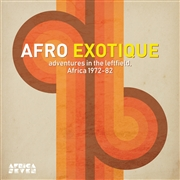 VARIOUS - AFRO EXOTIQUE