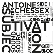 CHESSEX, ANTOINE - SUBJECTIVATION