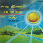 CLEVELAND, JAMES -& THE ANGELIC CHOIR- - (COL) I STOOD ON THE BANKS OF THE JORDAN (VOL. 4)