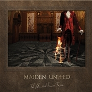 MAIDEN UNITED - BARREL HOUSE TAPES