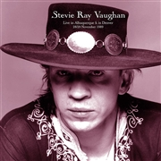 VAUGHAN, STEVIE RAY - LIVE IN ALBUQUERQUE & DENVER 28/29.11.1989 (2LP)