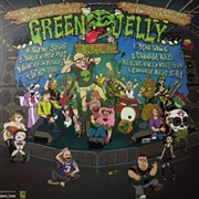 "GREEN JELLY - GUINESS WORLD BOOK RECORD HOLDING... (+7""+DVD)"