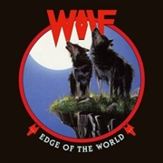 WOLF - (BLACK) EDGE OF THE WORLD
