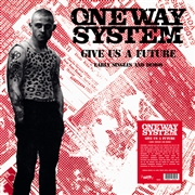 ONE WAY SYSTEM - (BLACK) GIVE US A FUTURE