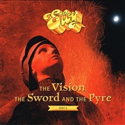 ELOY - (PART II) THE VISION, THE SWORD AND THE PYRE (2LP)