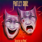 MOTLEY CRUE - THEATRE OF PAIN (180GR)