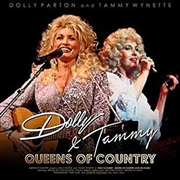 PARTON, DOLLY -& TAMMY WYNETTE- - QUEENS OF COUNTRY