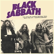 BLACK SABBATH - LIVE FROM THE ONTARIO SPEEDWAY PARK, APRIL 6TH 1974
