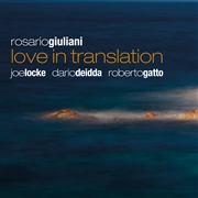 GIULIANI, ROSARIO - LOVE IN TRANSLATION
